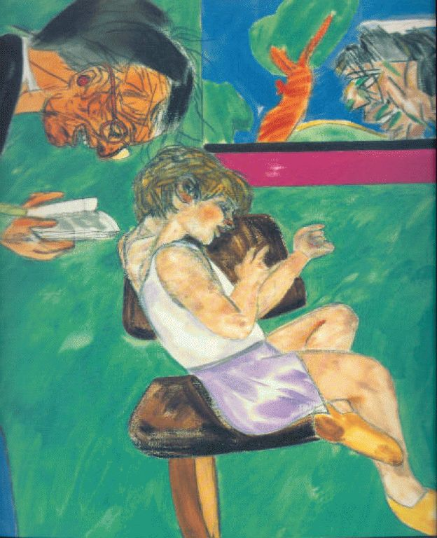 R.B. Kitaj: Recent Pictures, Kitaj Marlborough Fine Art | Pallant Bookshop