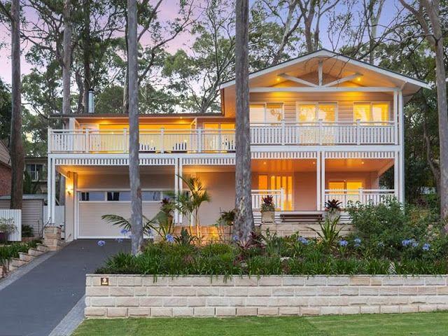 Beautiful Beach House in Avalon