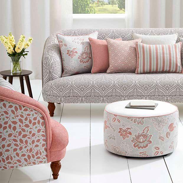 Warwick Fabrics Winchester Upholstery Fabric Textiles