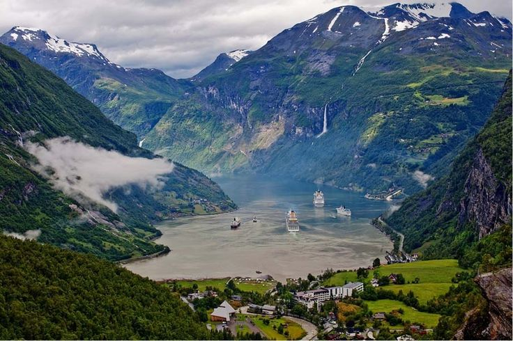 Norway by Olga La Lyna: Places To Visit, Favorite Places, Travel Photos, Dream, Beautiful Places, Photos Norway, Places Nature, Fjord