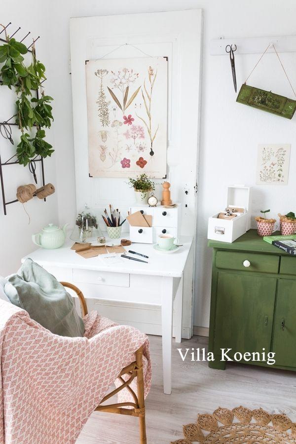 Botantical Style Villa Konig Haus Deko Landhaus Dekoration Moderner Dekor Fur Bauernhaus