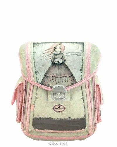 75 liber  Ergonomic Backpack, Hard Construction - Traveller's Rest, Santoro's Mirabelle G4183608