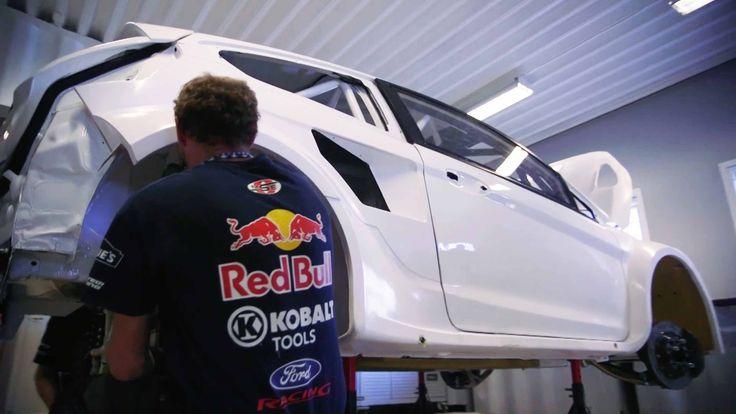 Building a Winning Rallycross Car