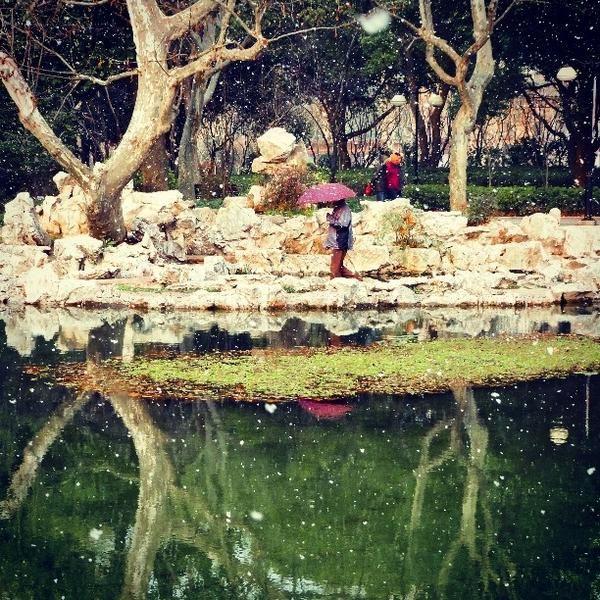 Fuxing Park - Xīntiāndì - #Shanghai