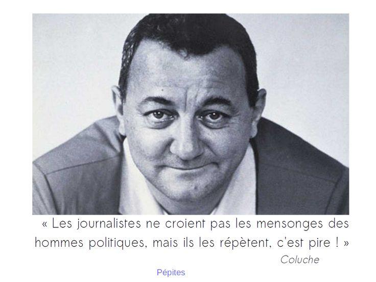 Les journalistes ne croient pas les mensonges des hommes politiques, mais ils les répètent, c'est pire