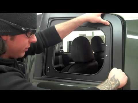 FJ Freedom Windows installation video for your Toyota FJ Cruiser. Visit http://www.fjfreedomwindows.com to learn more about FJ Freedom Windows or to order your set today.
