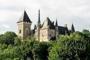 chateau d'AIGNE - Iteuil
