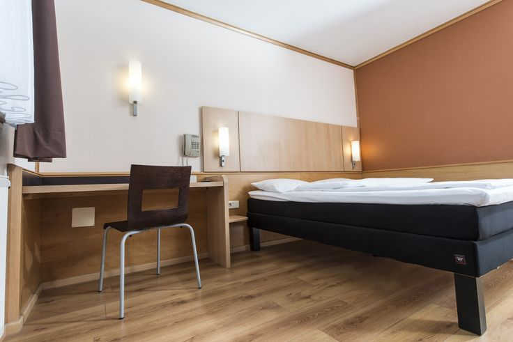 double room at the Ibis hotel Erfurt Ost
