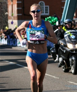 Oh noooo. Paula Radcliffe Is Out of Olympic Marathon. The women's marathon world record holder has withdrawn from London 2012
