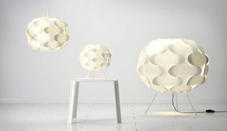 de fillsta lamp geeft diffuus licht wat zorgt voor een. Black Bedroom Furniture Sets. Home Design Ideas