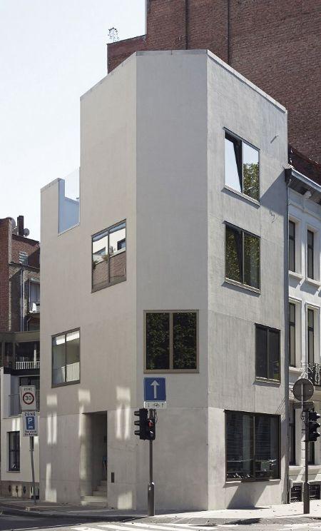 Architectura - Belgian Building Awards 2015: Residentiële award voor Lieve Vermeiren en Johan de Coster
