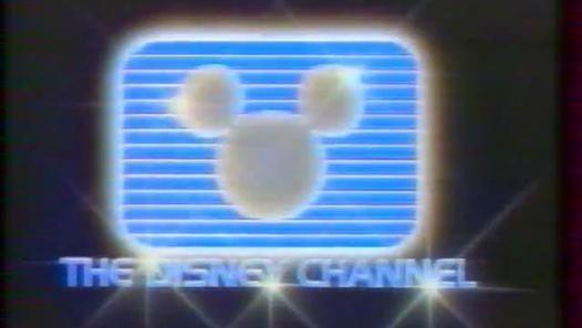 Extrait De l'emission Disney Channel 1986 FR3
