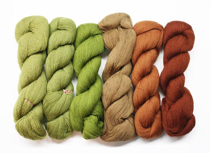 DMC Medici Wool Hanks 13.99 Each, Needlepoint Wool Threads, DMC Threads, Needlework Wool Yarn, Yarn,  DMC Medici Wool Hanks Muted Greens by terrymillerdesigns on Etsy https://www.etsy.com/listing/153263710/dmc-medici-wool-hanks-1399-each