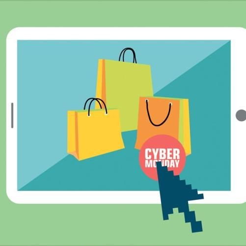 For our US & Canada readers: shop at the comfort of your home for Cyber Monday!  #cybermonday   See > http://ow.ly/VeWaB