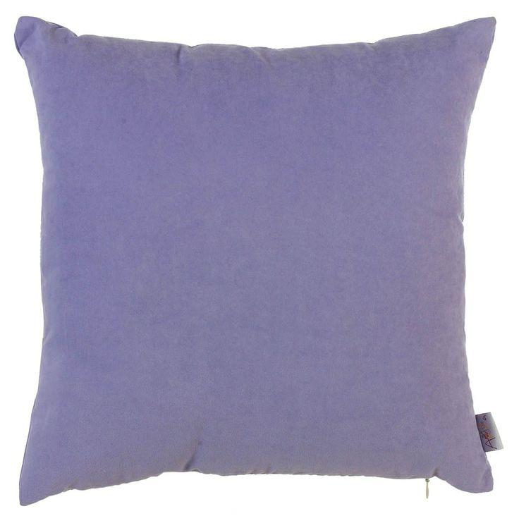 Ev Tekstili| Düz Renkli Yastık, | APOLENA, | Apolena Lila Düz Yastık , | apolena, yastık, kırlent, düz renk yastık, düz yastık, tek renk yas...