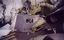 """Swissair Flight 111 was a flight from New York City to Switzerland. On Wednesday, 2 September 1998 it crashed into the Atlantic at St. Margarets Bay, Nova Scotia. All 229 people on board died. TSB's official report stated that flammable material used in the aircraft's structure allowed a fire to spread beyond the control of the crew, resulting in the loss of control and crash of the aircraft. Swissair Flight 111 was known as the """"U.N. shuttle"""" due to its popularity with United Nations…"""
