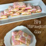Easy Marshmallow Slice