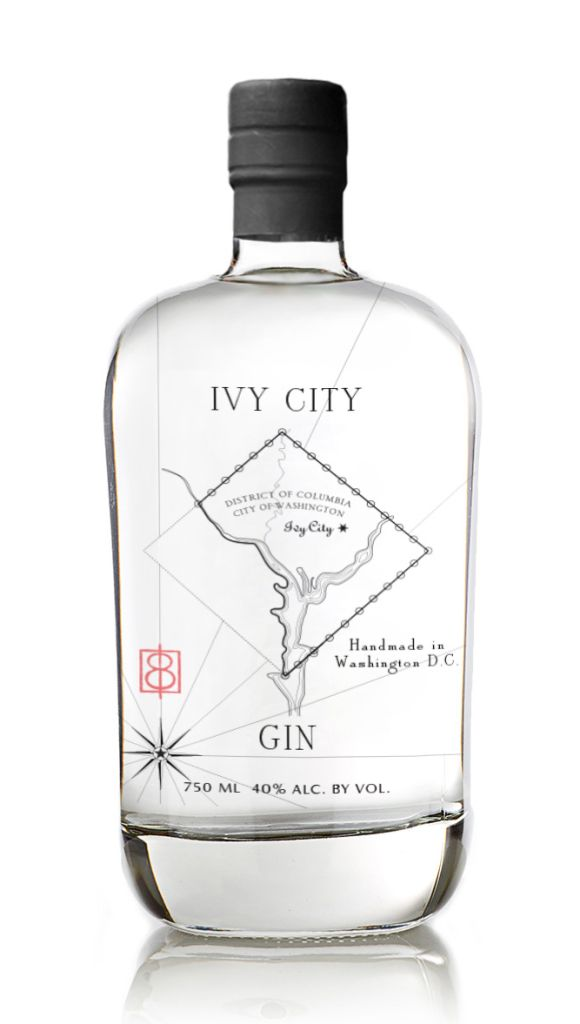ivy city gin bottle #taninotanino #vinosmaximum