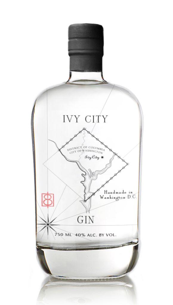 ivy city gin bottle #taninotanino #vinosmaximum