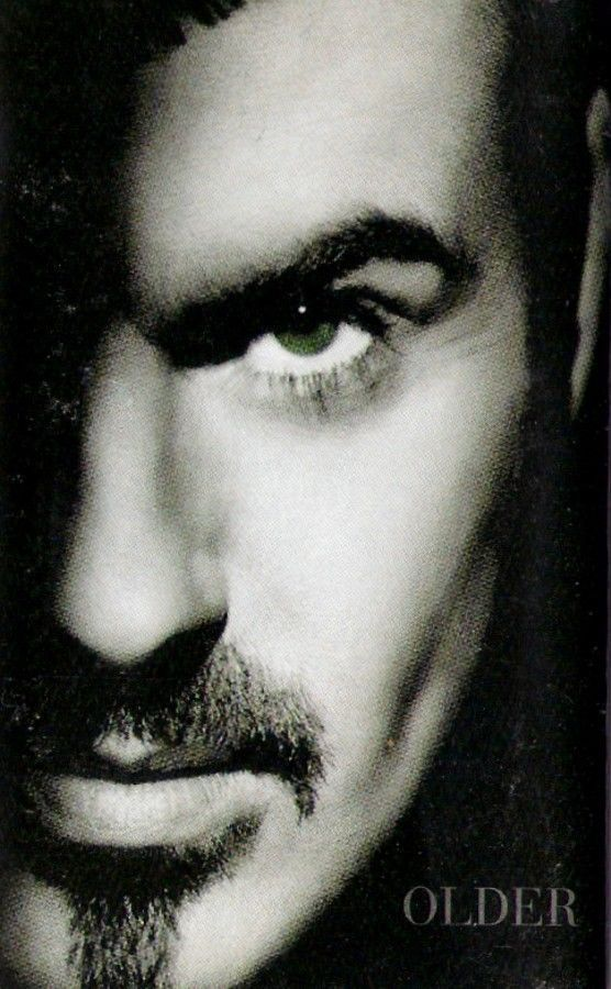GEORGE MICHAEL  OLDER  CASSETTE