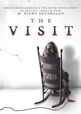 The Visit (2015), Movie on DVD, Horror Movies, movies coming soon, new movies in February