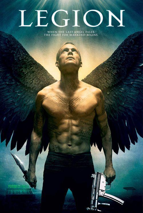 Watch Legion (2010) Full Movie Online Free