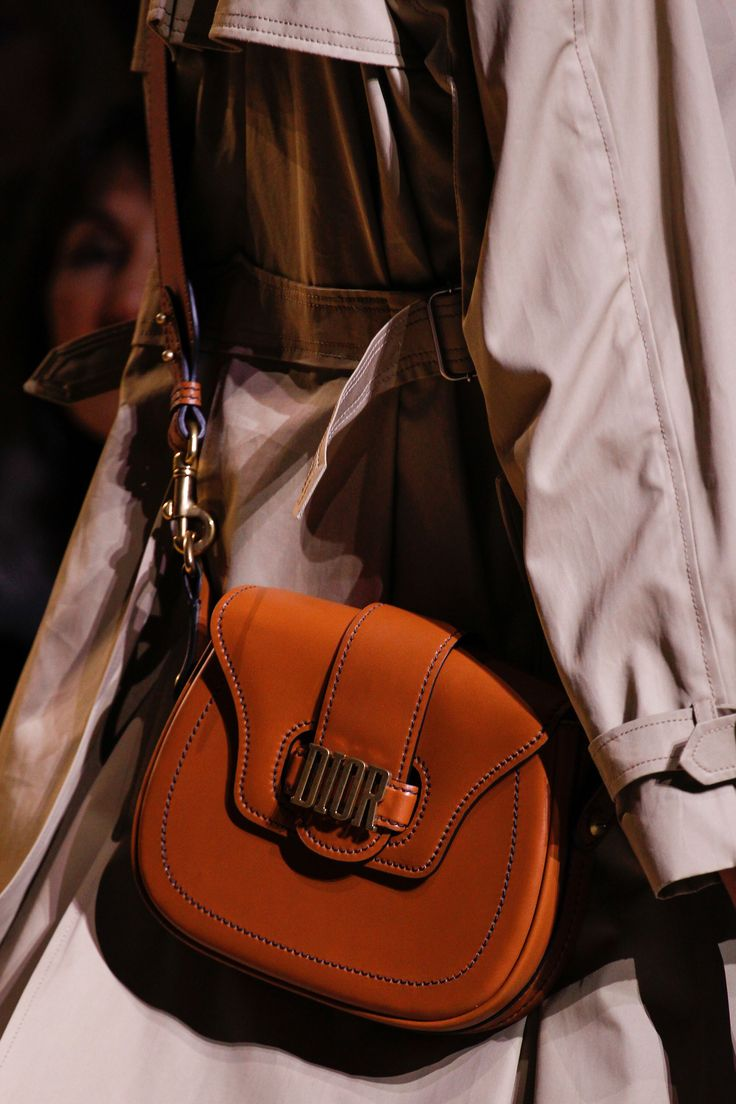 Fendi spring summer 2015 runway bag collection spotted fashion - Christian Dior Spring 2017 Ready To Wear Fashion Show Details