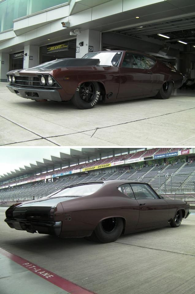 If anybody has any idea who owns this Chevelle, or what the stats are, I would love to know!