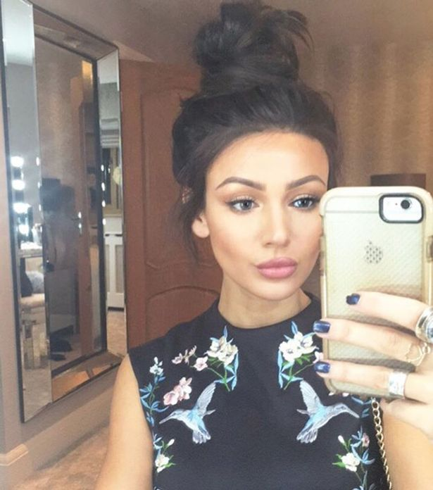 Michelle Keegan's spokesperson denies pregnancy rumours... again - Mirror Online