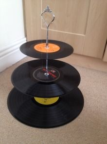 ABBA 3 Tier Cake Stand #Abba #Cakestand #Adverts.ie