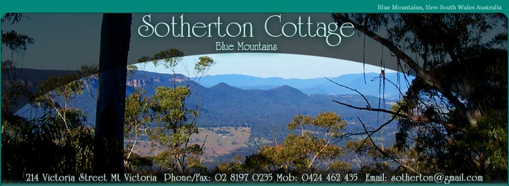 Sotherton Cottage - Mt. Victoria