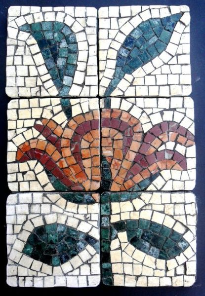 17 Best Images About Art Deco Tessellations Tiles On