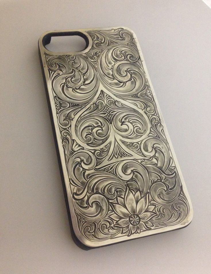 Sterling plate on an iPhone 5. Coolest thing ever!
