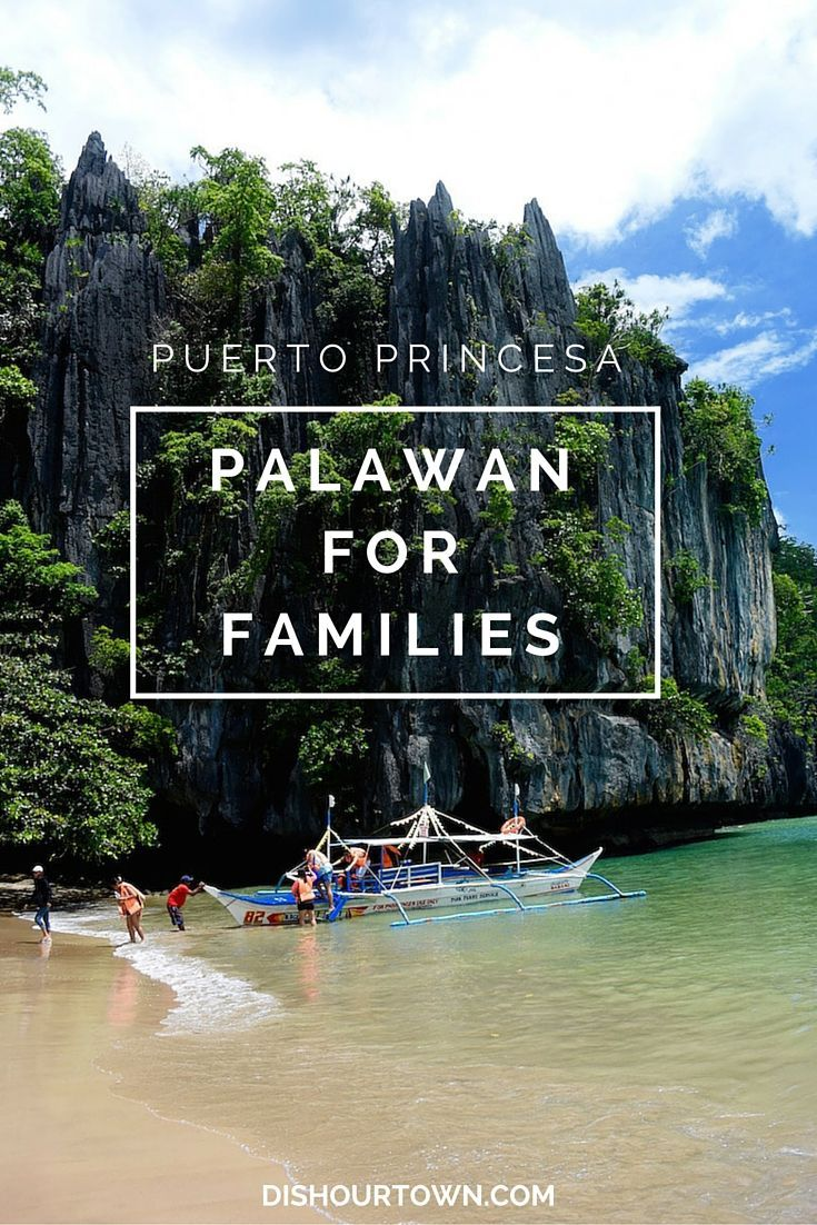 3 Reasons NOT to miss Puerto Princesa in Palawan with kids. Read the blog post on the website.: