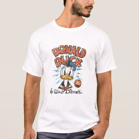 Donald Vintage Comic Cover T-Shirt - click to get yours right now!