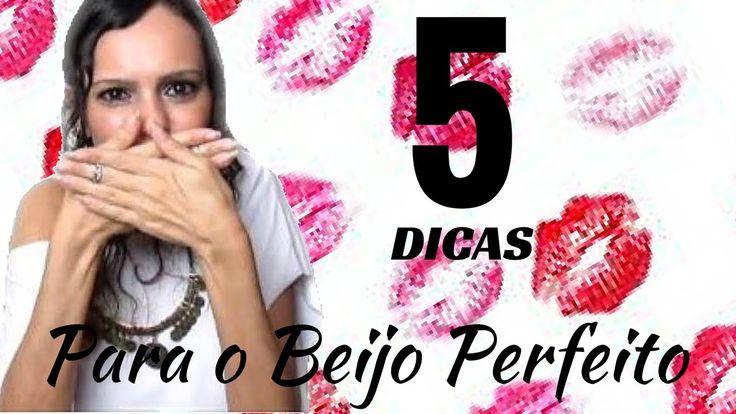 5 DICAS para o BEIJO Perfeito | Luciana Queiróz