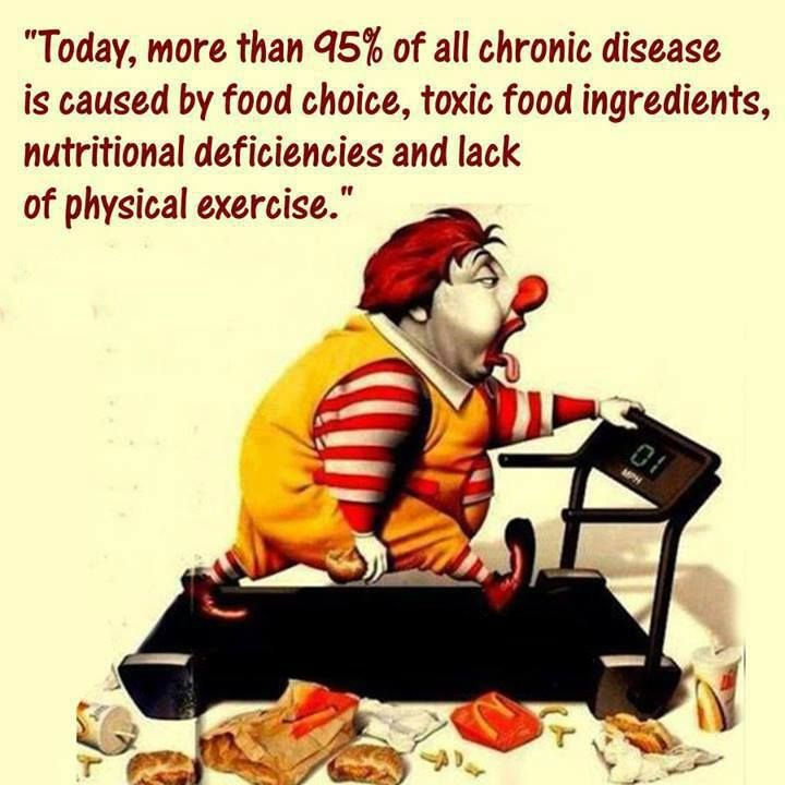 fast food leads to chronic diseases Being overweight or obese puts you at risk for many serious health conditions, including diabetes, sleep apnea, and even cancer learn more from webmd about diseases you can prevent by losing weight.