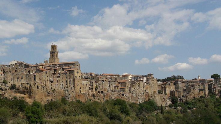 **Pitigliano Centro Storico (medieval hilltop village) - Italy