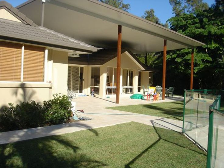 Ausdeck patios roofing queensland australia patios roofing decks insulated patios covered - Types patio roofing ...
