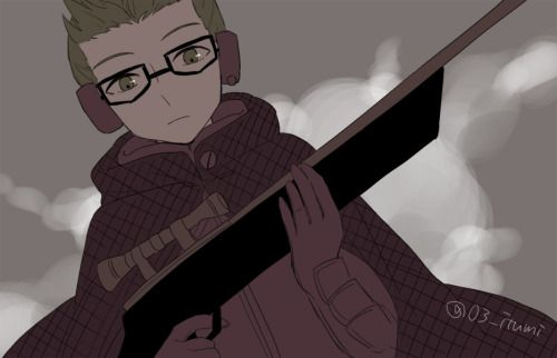 World Trigger. Kodera; Miwa squad. Idk why but something about this pic makes me want to pin it