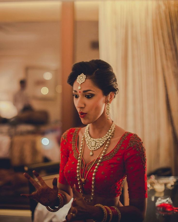 Wedding Makeup Artist - Makeup by Shalini Singh | WedMeGood #wedmegood #makeup #wedding