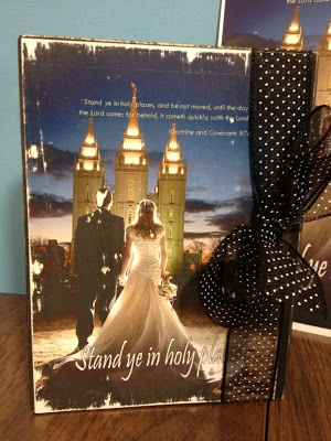 ... YW Theme: Stand Ye In Holy Places-Binder cover, Handout, etc. More