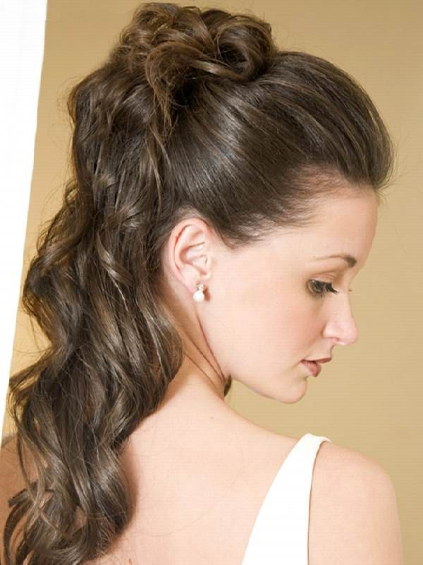 1000 ideas about casual wedding hairstyles on pinterest