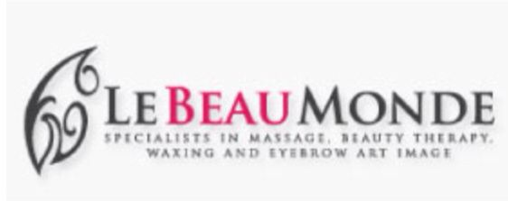 Specialists in massage/ beauty/ Brazilian art skin care waxing /eyebrow art image