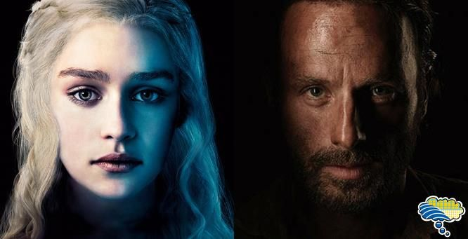 "iRemember... #TV Series! The Walking Dead και Game of Thrones, ήταν, με διαφορά, οι καλύτερες τηλεοπτικές σειρές της χρονιάς. Ποια από τις δύο θα ""λιώσεις"" στις φετινές γιορτές, που θα έχεις περισσότερο ελεύθερο χρόνο; Απάντησε αυτή και πολλές ακόμα ερωτήσεις ή γράψε τις δικές σου, μόνο στο www.iremember.gr!  #iRemember... spread the entertainment!"
