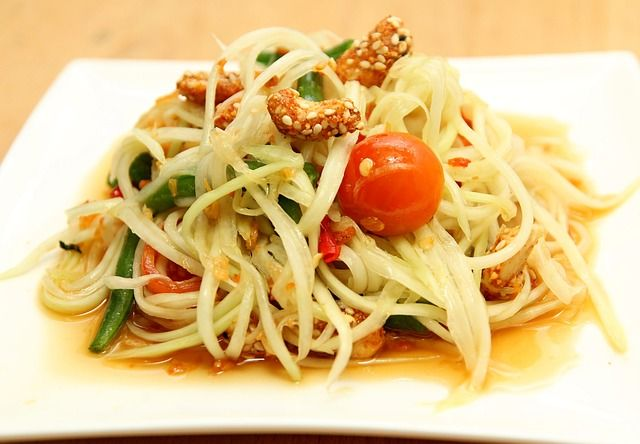 Have You Tried a Thai Green Paw Paw Salad? http://www.visiontimes.com/2015/10/07/have-you-tried-a-thai-green-paw-paw-salad.html