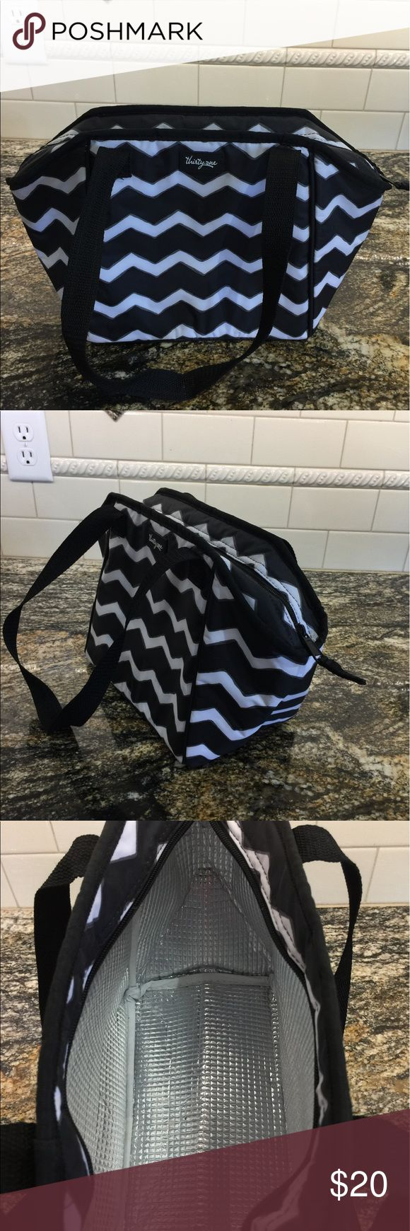 Thirty One lunch box Thirty One lunch Tote. It is in like new condition. It is thermal. Thirty One Other