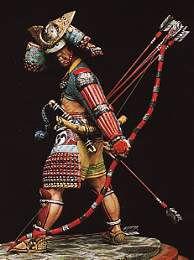Samurai figures (SENTINEL MINIATURES - 2012)