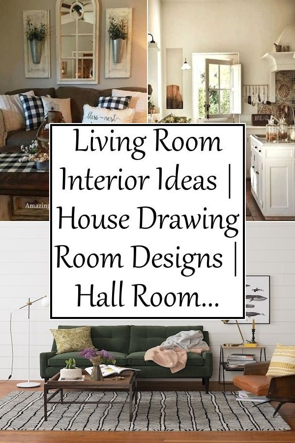 Living Room Interior Ideas House Drawing Room Designs Hall