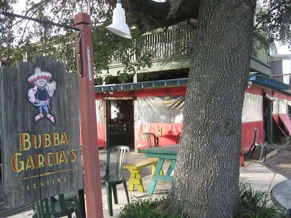 Bubba Garcia's Mexican Cantina and Zuzu's, Saint Simons Island GA | Marie, Let's Eat!